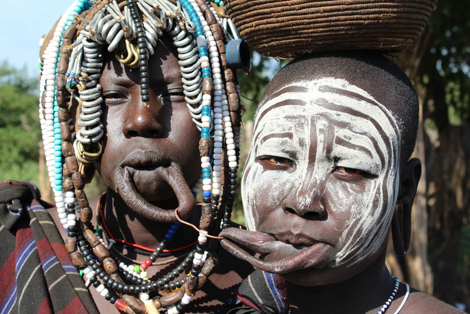 The Mursi Tribe Cultural Tour In Ethiopia Adventure Tour